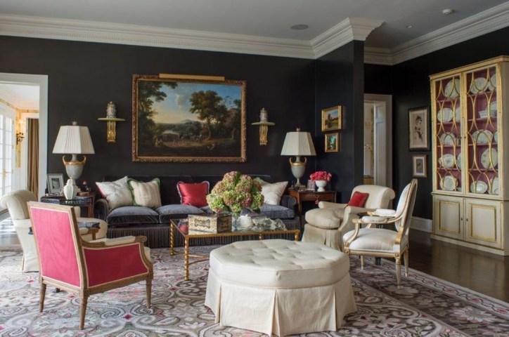 Elegant Living Room Colour Ideas 09