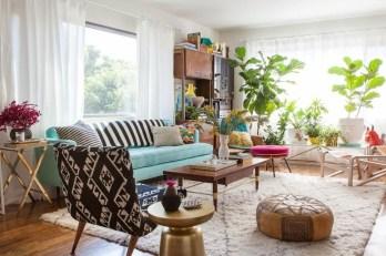 Elegant Living Room Colour Ideas 36