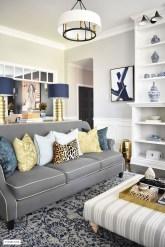 Elegant Living Room Colour Ideas 49