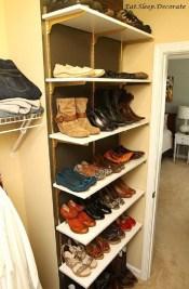 Inspiring Ideas Organize Shoes Home 26