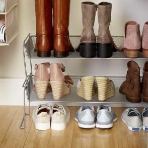 Inspiring Ideas Organize Shoes Home 38