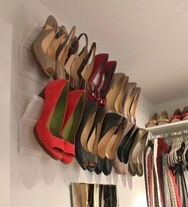 Inspiring Ideas Organize Shoes Home 42