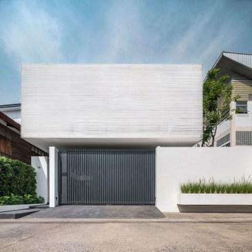 Inspiring Modern Home Gates Design Ideas 01