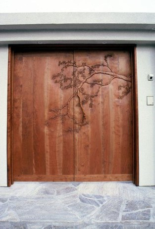 Inspiring Modern Home Gates Design Ideas 28