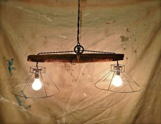 Inspiring Rustic Hanging Bulb Lighting Decor Ideas 22