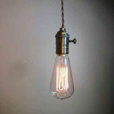 Inspiring Rustic Hanging Bulb Lighting Decor Ideas 42