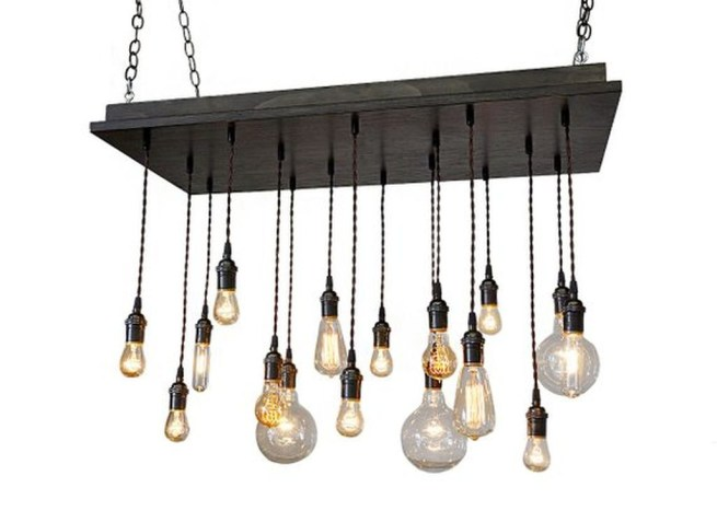 Inspiring Rustic Hanging Bulb Lighting Decor Ideas 48