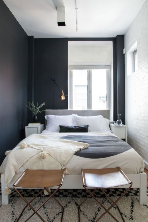 Inspiring Small Bedroom Spaces 04