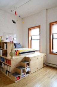 Inspiring Small Bedroom Spaces 25