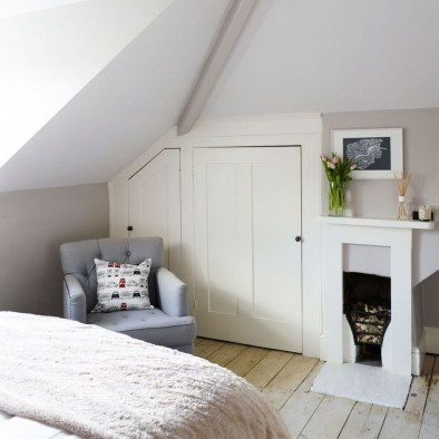 Lovely Traditional Attic Ideas 06
