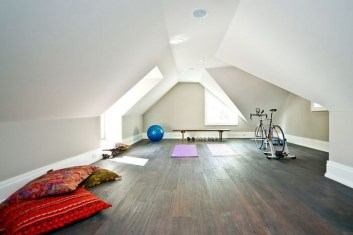 Lovely Traditional Attic Ideas 21