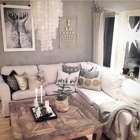 Lovely And Cozy Livingroom Ideas 24