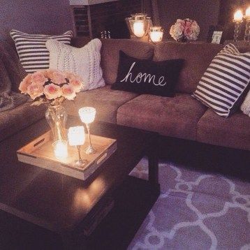 Lovely And Cozy Livingroom Ideas 60