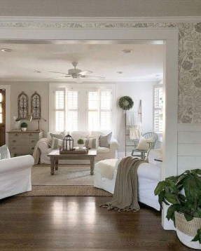 Lovely And Cozy Livingroom Ideas 62