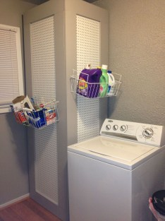 Modern Basement Remodel Laundry Room Ideas 09