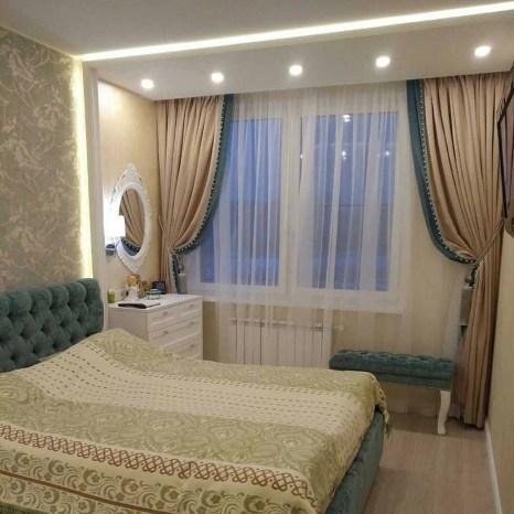 Modern Bedroom Curtain Designs Ideas 22