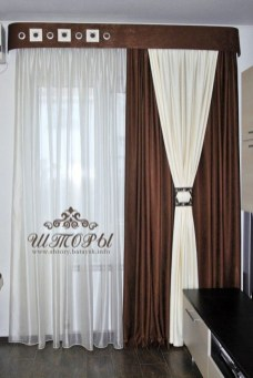 Modern Bedroom Curtain Designs Ideas 39