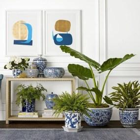 Modern Ginger Jars Living Room Decorations 17