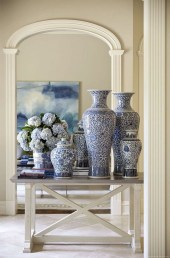 Modern Ginger Jars Living Room Decorations 37