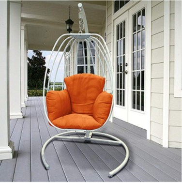 Modern Hanging Swing Chair Stand Indoor Decor 21