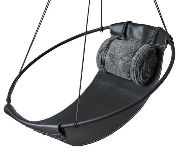 Modern Hanging Swing Chair Stand Indoor Decor 29