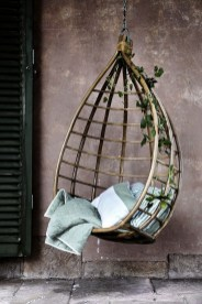 Modern Hanging Swing Chair Stand Indoor Decor 32