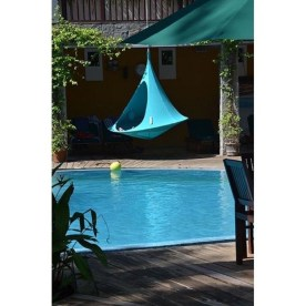 Modern Hanging Swing Chair Stand Indoor Decor 34