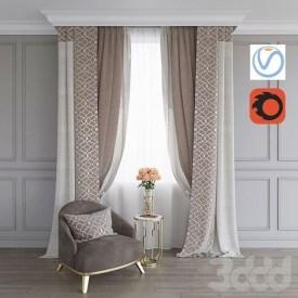 Modern Home Curtain Design Ideas 12