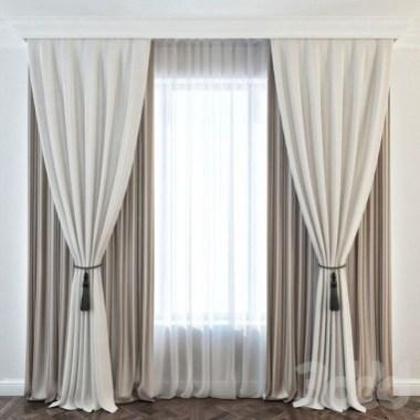 Modern Home Curtain Design Ideas 36
