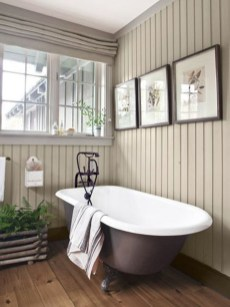 Rustic Country Bathroom Shelves Ideas Must Try 25