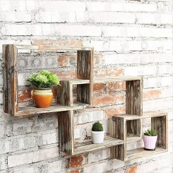 Rustic Country Bathroom Shelves Ideas Must Try 42