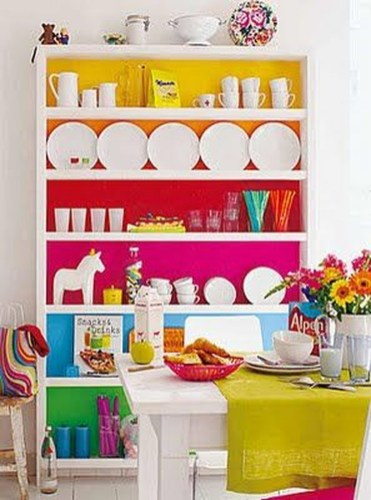 Dream Kitchen Brightened With A Pastel Color Palette 13