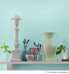 Dream Kitchen Brightened With A Pastel Color Palette 23