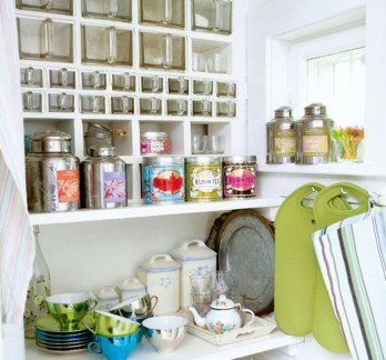 Dream Kitchen Brightened With A Pastel Color Palette 41