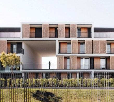 Amazing Apartment Building Facade Architecture Design07