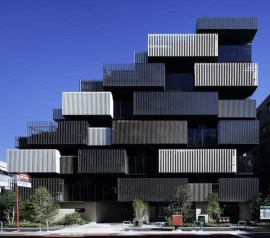 Amazing Apartment Building Facade Architecture Design24