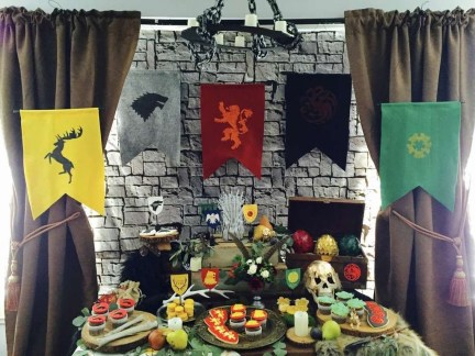 Amazing Game Thrones Decorations Ideas Try31