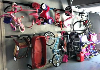 Amazing Hanging Kids Toys Storage Solutions Ideas17