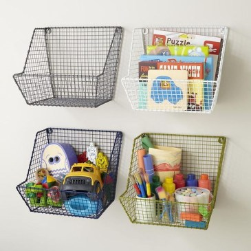Amazing Hanging Kids Toys Storage Solutions Ideas20