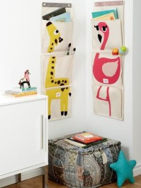 Amazing Hanging Kids Toys Storage Solutions Ideas38