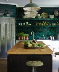 Amazing Home Kitchen Tile Design Ideas 2018 12