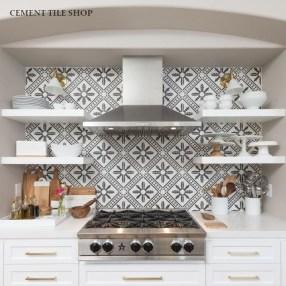 Amazing Home Kitchen Tile Design Ideas 2018 31