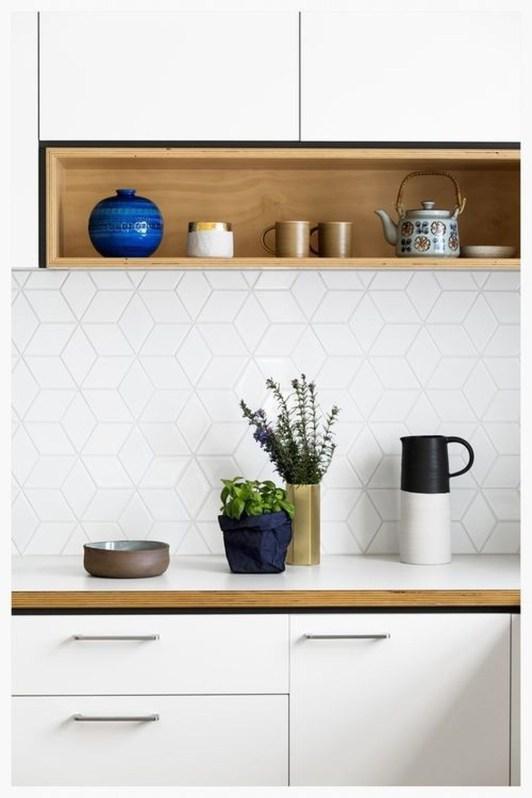 Amazing Home Kitchen Tile Design Ideas 2018 36