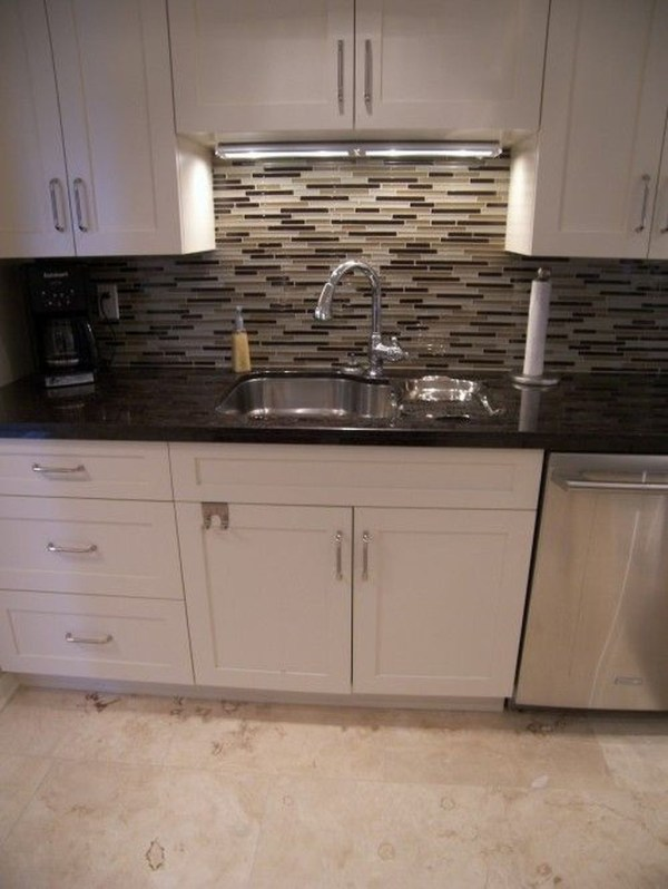 Amazing Home Kitchen Tile Design Ideas 2018 37