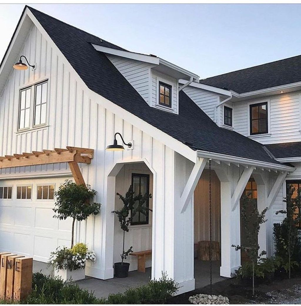 28 Amazing House Exterior Design Inspirations Ideas 28 - HOMISHOME