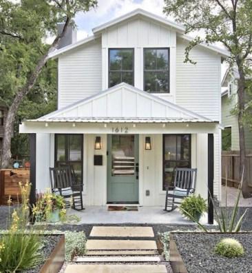 Amazing House Exterior Design Inspirations Ideas 201707