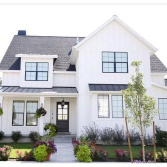 Amazing House Exterior Design Inspirations Ideas 201715