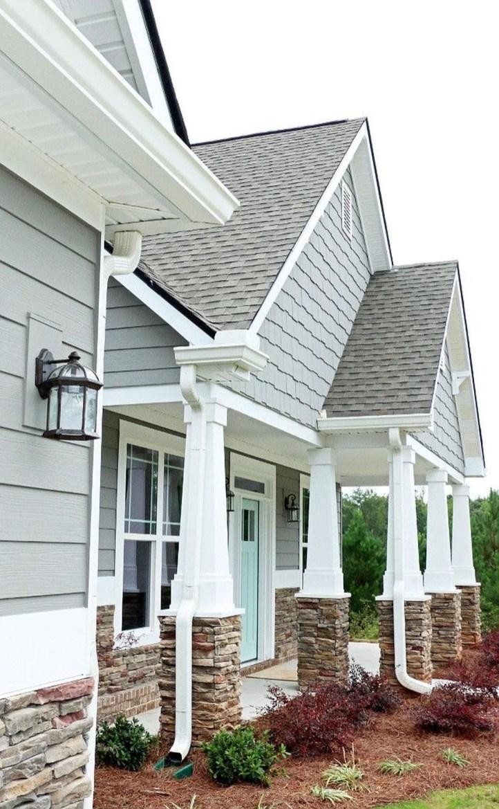 Amazing House Exterior Design Inspirations Ideas 201727