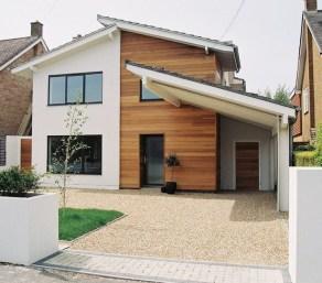 Amazing House Exterior Design Inspirations Ideas 201731