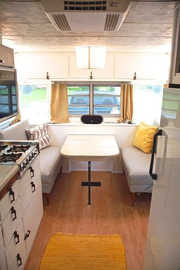 Amazing Rv Camper Trailer Pup Tent Must See43